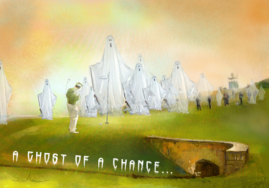 A Ghost Of A Chance...