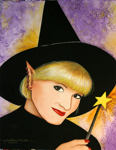 Witching You A Happy Halloween.