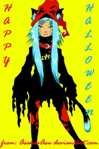 Spooky Halloween.