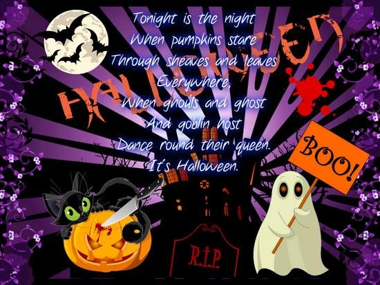 Hey It's Halloween