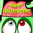 Zombie Happy Halloween.