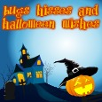 Bugs, Hisses And Halloween Wishes!