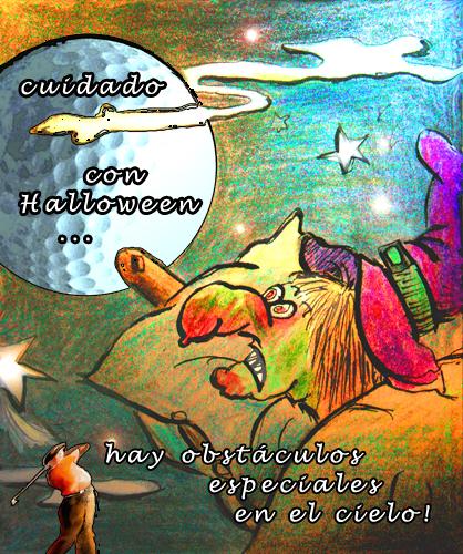 Cuidado Con Halloween.
