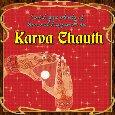 Love And Happiness On Karva Chauth.