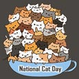 Home : Events : National Cat Day 2020 [Oct 29] - Loads Of Smile & Happiness.