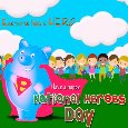 Home : Events : National Heroes Day 2019 [Oct 21] - Pig Hero!