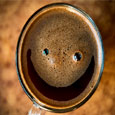 Smiley Coffee Just For You!