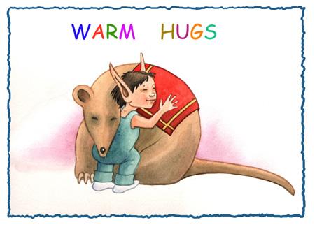 Warm Hugs!