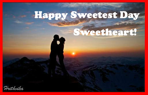 Sweetest Day Wishes For Sweetheart...