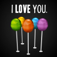 Lollipops On The Sweetest Day.