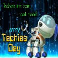 Home : Events : Techies Day 2020 [Oct 3] - Techies Are Born Not Made.