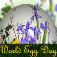 World Egg Day Celebration Wishes.