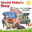 Home : Events : World Elder's Day 2019 [Oct 1] - I Love You Grandma And Grandpa!