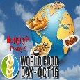 My World Food Day Ecard.
