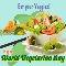My World Vegetarian Day Ecard.
