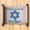 Yom Kippur - The Scroll...