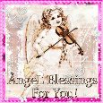 Angel Blessing For Angel Week.