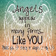 Home : Events : Angel Week 2020 [Sep 24 - 28] - You're An Angel In My Life.