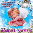 Home : Events : Angel Week 2020 [Sep 24 - 28] - You're My Sweet Angel Forever!