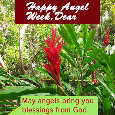 Happy Angel Week, Dear...