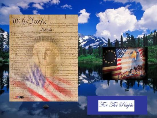 Our Constitution.