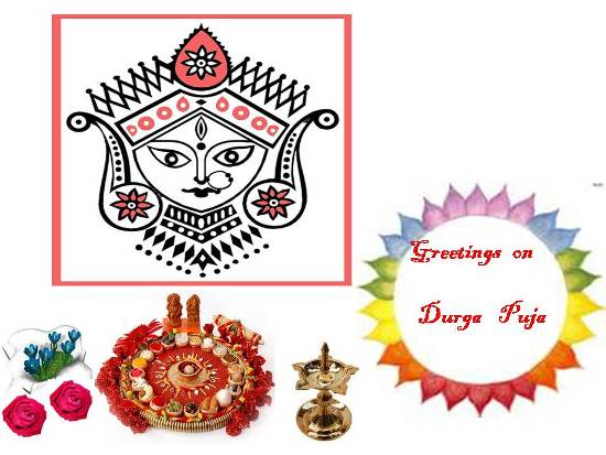 Wish  Your Loved Ones On Durga Pooja.