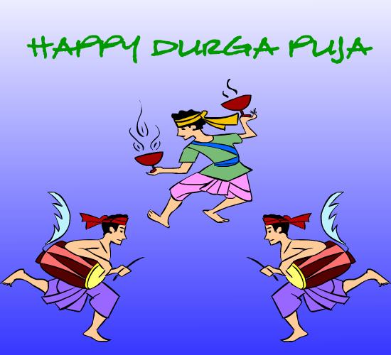 Wishing happy durga puja free happy durga puja ecards greeting wishing happy durga puja m4hsunfo
