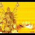 May Goddess Durga Bless You Always.