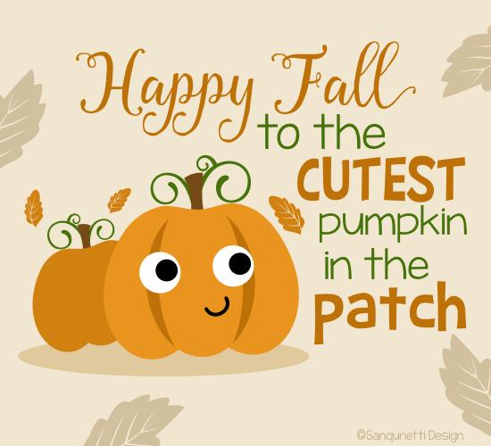 Send Autumn Ecard!