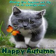 My Happy Autumn Card For You.