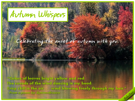 Autumn Whispers.