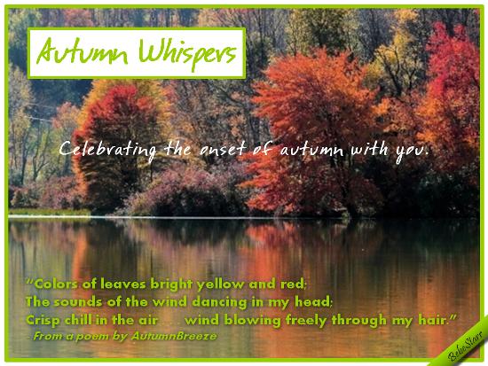 Autumn Whispers.