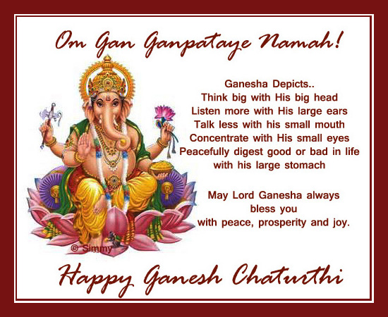 Ganesh chaturthi wishes for all free ganesh chaturthi ecards 123 customize and send this ecard ganesh chaturthi wishes for all m4hsunfo