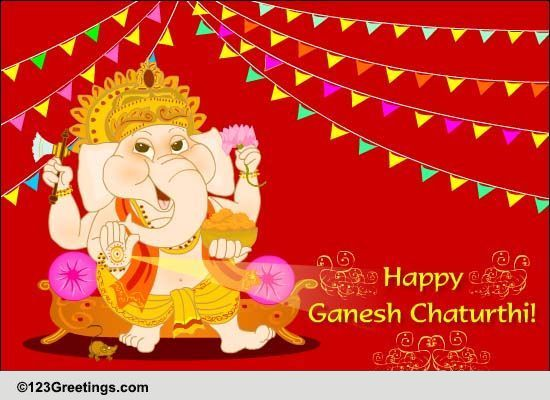 ganesh chaturthi greetings - photo #26