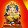 Shri Ganesh, Son Of Lord Shiva.
