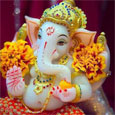 Lord Ganesh Brings Prosperity.