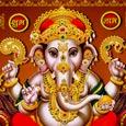 Sending Ganesh Chaturthi Wishes...