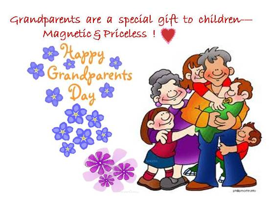Convey Ur Love For Your Grandparents.