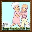 My Grandparents Day Ecard.