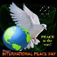 Home : Events : International Peace Day 2020 [Sep 21] - Peace Is The Way!