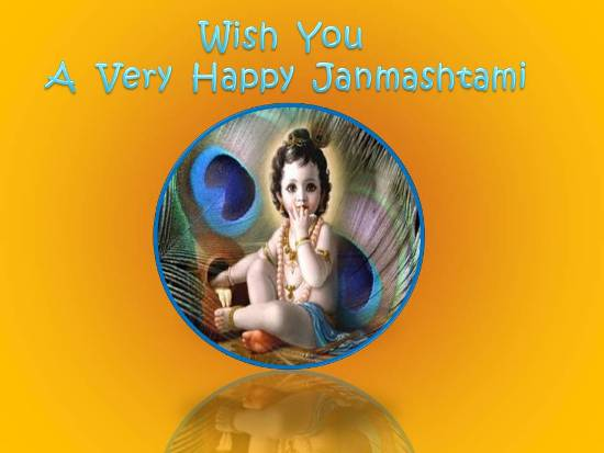 Janmashtami Blessings For Loved Ones.