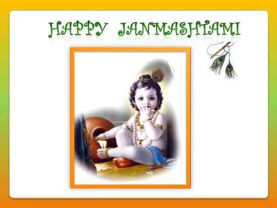 Janmashtami Wishes For Loved One.