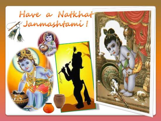 Greet Your Loved Ones On Janmashtami.