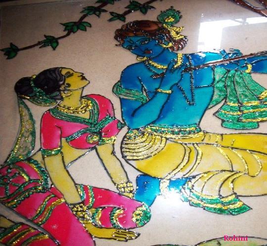 Janmashtami Krishna-Radha.