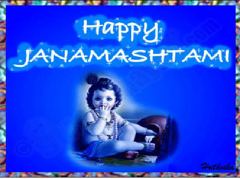 a cute krishna free janmashtami ecards greeting cards 123 greetings