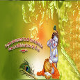 Lord Krishna&rsquo;s Blessings for evryone.