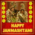 Wish You A Very Happy Janmashtami.