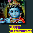 Happiness, Peace On Janmashtami.