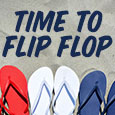 Time To Flip Flop...