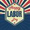 Labor Day Card.